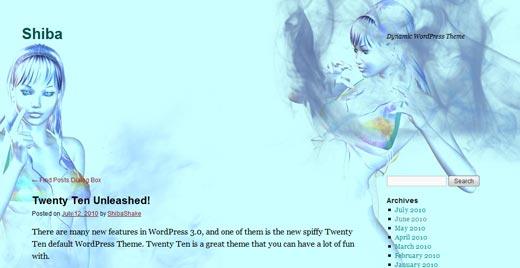 Twenty Ten - Ice Girl Theme